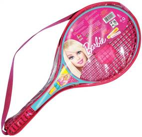 Raquete de Tênis Lider Barbie Multicolorido
