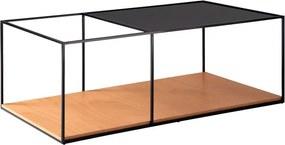Mesa de Centro Square 80 cm - Wood Prime HB 33093