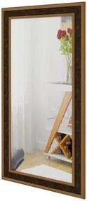Quadro Espelho Retangular Alfenas 2,08 MT (ALT) Moldura MDF cor Natural - 48705 Sun House