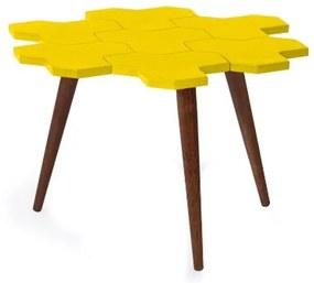 Mesa de Centro Colmeia - Wood Prime MX 244901