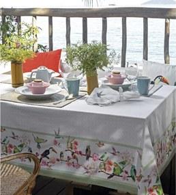 Toalha de mesa Quadrada 04 Lugares - Tucano