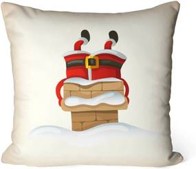 Capa de Almofada Love Decor Avulsa Decorativa Cute Noel