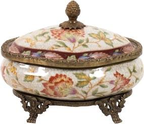 Caixa de Porcelana Verin