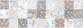 Inserto Artwork Multicor RT 30x90,2cm 61220044 - Incepa - Incepa