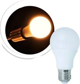 Lâmpada 14W Super LED Bulbo Branco Quente 2700K