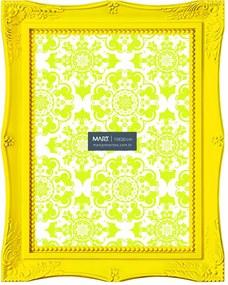porta retrato BIZZO amarelo 15x20 Mart 2420
