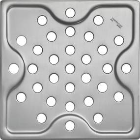 Ralo simples quadrado 15x15 cm - Acessórios - Tramontina