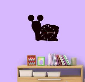 Relógio Decorativo Caramujo