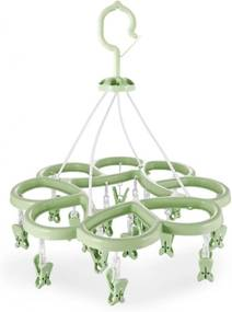 Mini Varal com 16 Prendedores Jacki Design Lifestyle Verde