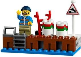 Lego City 60213 Incêndio Na Doca - Lego