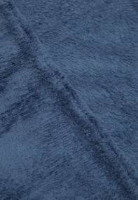 Manta Solteiro Kacyumara Blanket 200 g Azul