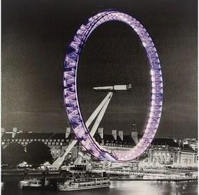 Tela Impressa London Eye
