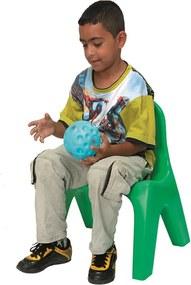 Cadeira Verde Alpha Brinquedos