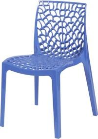 Cadeira Gruvyer Azul OR Design