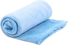 Cobertor Papi Antialérgico Microfibra Azul