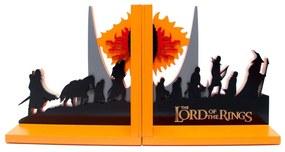 Aparador de Livros O Senhor dos Anéis Sociedade do Anel e Olho Sauron