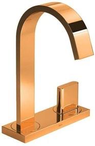 Torneira para Banheiro Mesa Polo Red Gold - 1191.GL33.RD - Deca - Deca