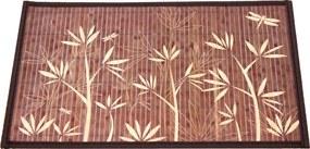 Lugar Americano MimoStyle Bambo Floral