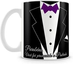 Caneca Personalizada Padrinho de Casamento