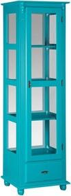 Torre Edna C/ 4 Nicho e Espelho Azul