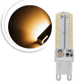 Lampada LED Halopin G9 5w Branco Quente