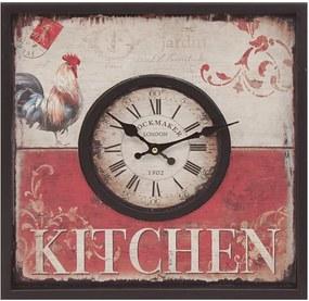 Relógio Parede Kitchen Galo