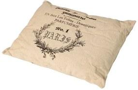 Almofada Personalizada Paris I de Linho com Enchimento