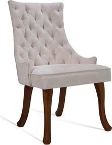 Cadeira Luis XV 1118 Cru DAF Bege