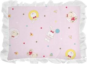 Travesseiro Incomfral 28 X 35Cm Rosa