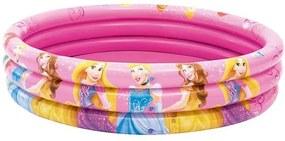 Banheira Inflável 140 Litros Princesas