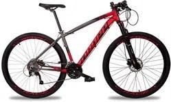Bicicleta Aro 29 Quadro 21 Alumínio 27v Suspensão Trava Freio Hidráuli
