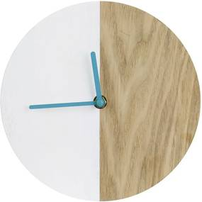 Relógio Luver de Parede Alto Branco