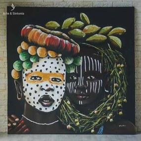 Tela Africana Yorubá 150cm | Matheus