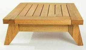 Banco Meditacao Zen Pequeno Estrutura Stain Jatoba + Almofada 45cm - 61655 Sun House