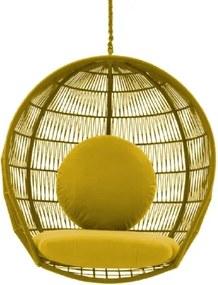 Balanço em Corda Bold Amarelo