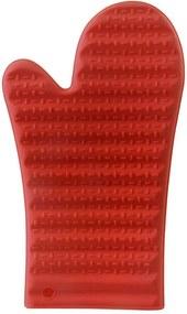 Luva Protetora de Silicone  - Vermelho - Mimo Style