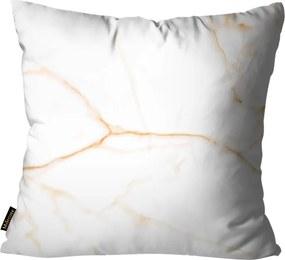 Almofadas Premium Cetim Mdecore Branco45x45cm