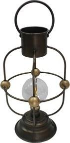 lanterna BRIAN metal 39cm Ilunato GT0013