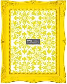 Porta Retrato Mart Amarelo