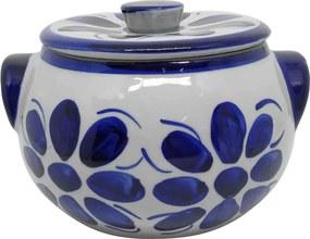 Cumbuca de Porcelana Azul Colonial 1,5 L