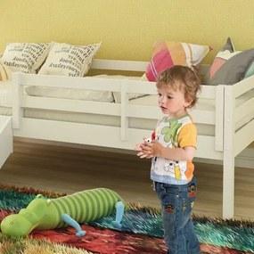 Grade de Proteção II para Cama Infantil Madeira Maciça - Casatema