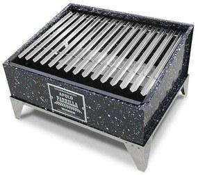 Churrasqueira Portatil a  Carvão Apolo Parrilla Mini - Weber