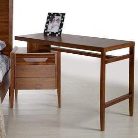 Escrivaninha com Mesa de Cabeceira Nuance Domus Móveis -