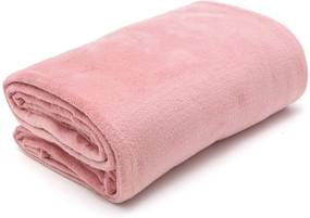 Manta Queen Kacyumara Blanket 200 g Rosa