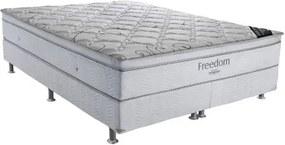 Conjunto Box Freedom Queen 158 cm (LARG) - 43125 Sun House