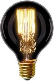 Lâmpada Incandescente Filamento Carbono Taschibra 40W G80 127V