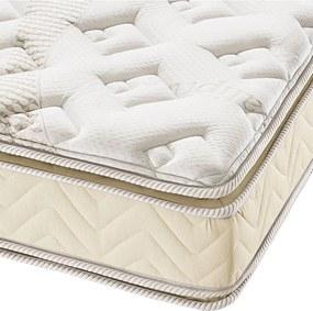 Colchão Minaspuma Saude Plus D33 Pillow 0,88X1,88X0,27 Branco