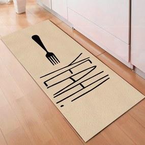 Passadeira de Cozinha, Yeah - 40x120cm