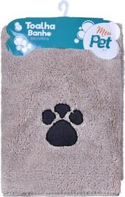 Toalha Meu Pet - Kit com 04 un.