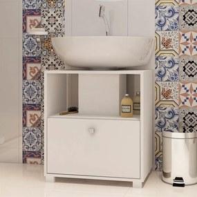 Balcão Fischer P/ Banheiro Branco